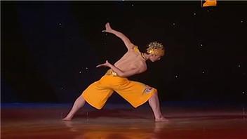 刘迦 孔雀舞