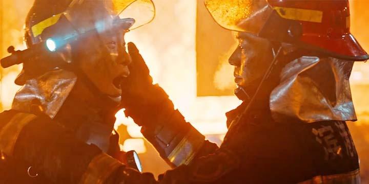 《烈火英雄》发布七夕特别短片:我家有个消防员