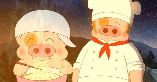 《麦兜我和我妈妈》电影制作特辑