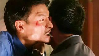 赌侠1999(片段)抽千被砍手割喉