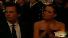 希斯·莱杰获14届评论家选择奖最佳男配 颁奖现场