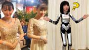 这些女机器人也太逼真了