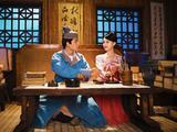 《柜中美人》曝魅宫幻影片花  周渝民韩栋为狐妖相爱相杀