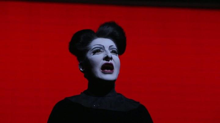 鲍勃威尔逊的玛丽娜阿布拉莫维奇的生与死 意大利预告片:威尼斯电影节