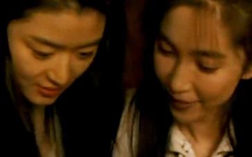 《雪花秘扇》电影片段 全智贤、李冰冰青葱激情