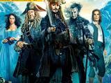 《加勒比海盗5》主演宣布北影节展映特辑  北影节排片出炉