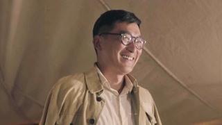 《沙海老兵》邵峰人又帅眼神又撩人!