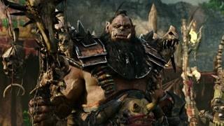 杜隆坦和古尔丹决斗 古尔丹违背了兽人的传统 使用了邪能