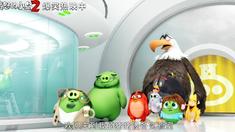 愤怒的小鸟2 猪猪实验室片段