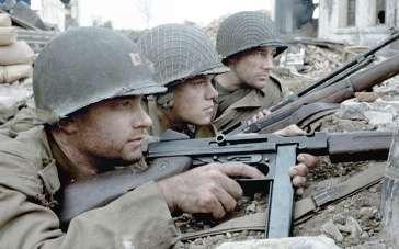 《拯救大兵瑞恩》预告片 斯皮尔伯格经典二战史诗