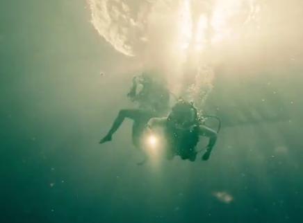 《鲨海逃生》定档预告 鲨机四伏掀起海底灾难