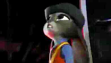 《疯狂动物城》兔子朱迪疯狂追击