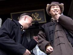 谁是真英雄:小沈阳NG爆笑花絮曝光