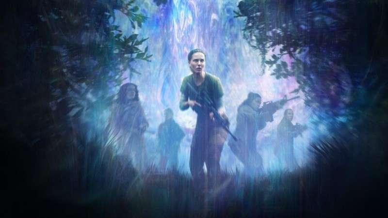 《湮灭》新预告揭秘神秘土地