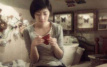 《圣诞玫瑰》曝花絮解读结局 杨采妮拍摄现场飙泪