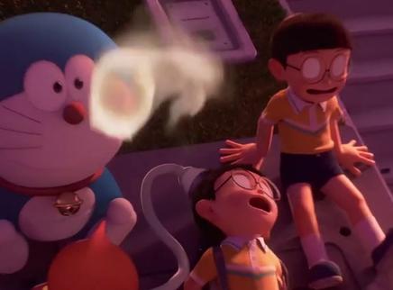 """《哆啦A梦:伴我同行2》神奇道具特辑 """"儿童节看哆啦""""掀观影热潮"""