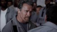 金蝉脱壳 片段4:Arnie vs Sly Fight
