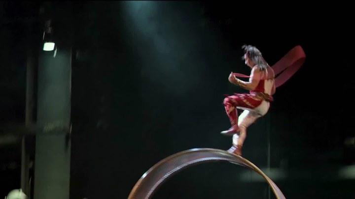 太阳马戏团:遥远的世界 台湾预告片1 (中文字幕)