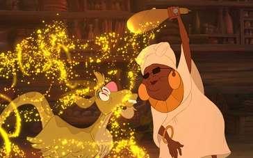 《公主和青蛙》片段 欧迪妈妈