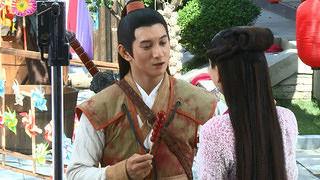 新白发魔女传 吴奇隆马苏吃冰糖葫芦花絮3