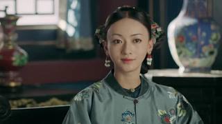 《延禧攻略》魏璎珞前来看望皇后 坦言没有忘记皇后对自己的恩情