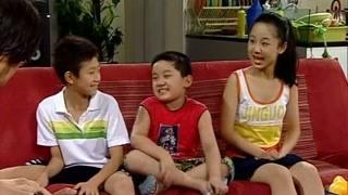 三姐弟听见宋丹丹不用上班高兴地直鼓掌,就为吃?