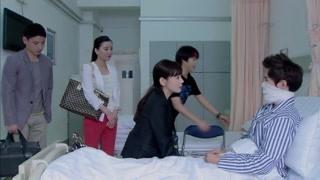 《恋上黑天使》叶曼凌来医院看望马梁 现在不能多说话