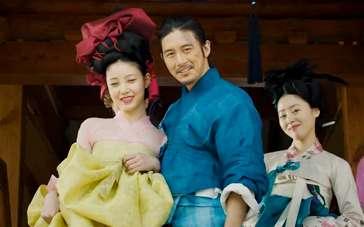 《尚衣院》中文预告 韩影首次聚焦朝鲜宫廷服饰