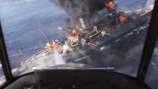 男主驾机单挑驱逐舰