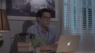 《玻璃面具》约翰的视频曝光 他和迪依认识