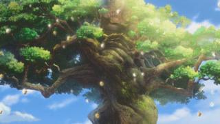 百兽蟠桃树现身