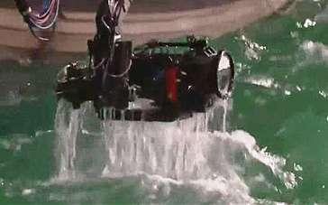 《海洋深处》花絮5:拍摄现场