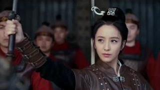 蒙浅雪霸气拔剑护家,士兵吓的一动不敢动 #刘昊然  #佟丽娅