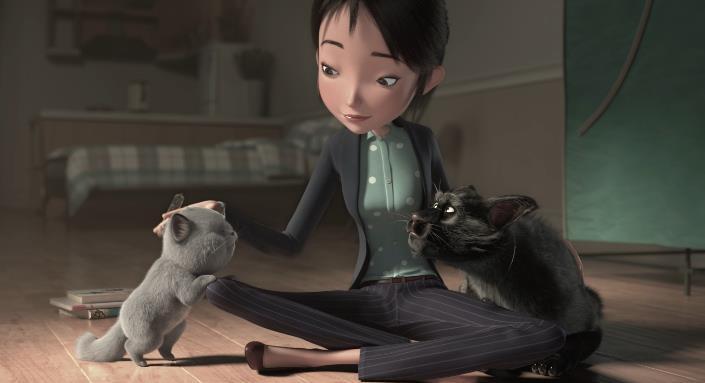 《猫与桃花源》主题曲《流浪的终点》MV