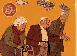 法国动画《皱纹》预告 阿兹海默症老人的友谊