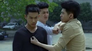 《为青春点赞》胡睿因为许川受到了很大的伤害 但依然看中兄弟情