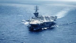 航空母舰为什么巨大无比? 纳米兹级航空母舰是其中最厉害的