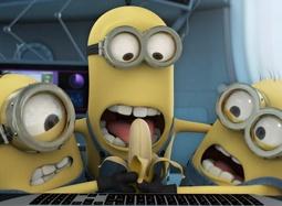 动画《卑鄙的我》番外短片《香蕉》