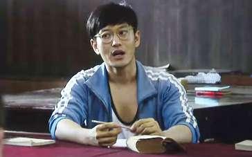 """《中国合伙人》片段 黄晓明""""日式""""英语惹嘲笑"""