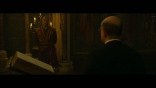 《奇异博士》删减片段 卡西利亚斯杀掉牧师