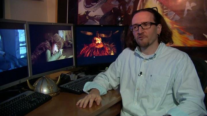 驯龙高手 花絮3:Dragons in 3D