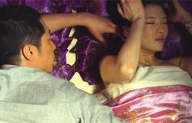 【鸳鸯佩】第28集预告-马浚伟宜岚醉酒上床