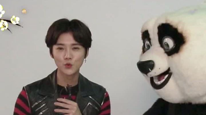 功夫熊猫3 其它花絮1:群星拜年特辑 (中文字幕)