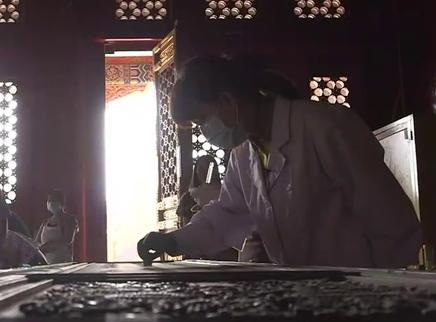 《我在故宫修文物》定档预告 不惧《长城》定档12月16日