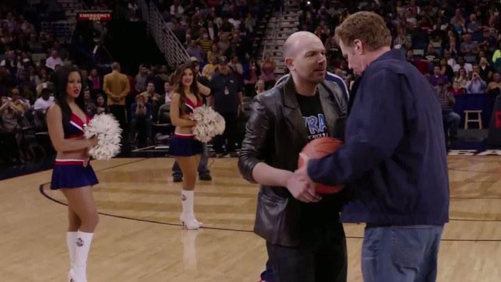 老爸当家 片段5:Basketball Shot