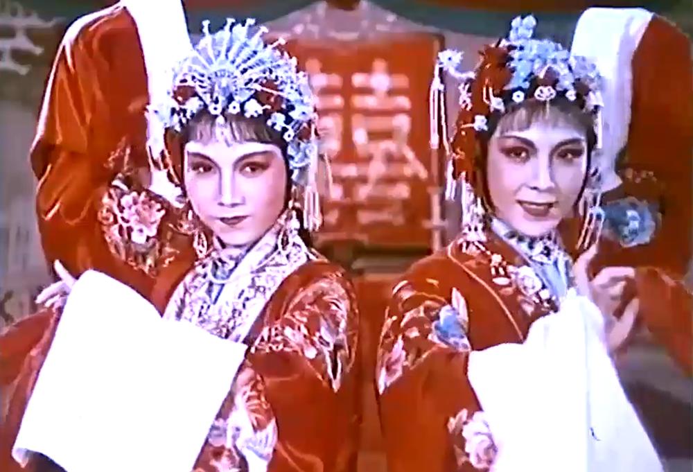 【老电影故事】改编自《聊斋志异》的《花为媒》,可能是我国最好的戏剧电影