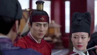 《大唐女法医》东阳夫人以解药为威胁  要求苏伏杀死萧颂等人
