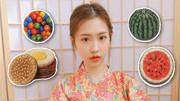 探秘日本美女刺绣美食家