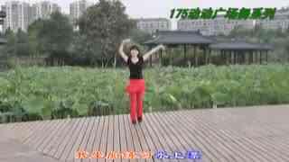 学广场舞一步一步慢慢教 《大笑江湖》