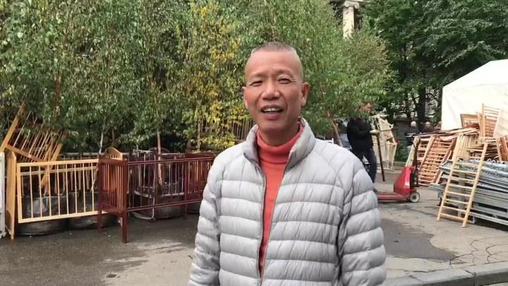 天梯:蔡国强的艺术 其它花絮2:蔡国强特辑 (中文字幕)